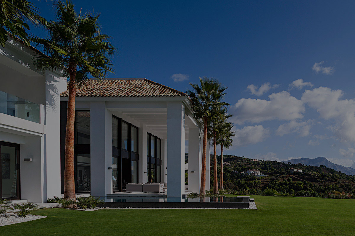 luxury villas for rent in costa del sol